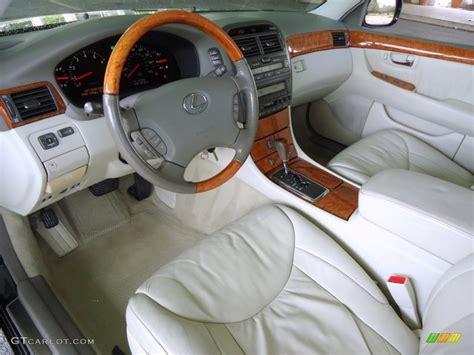 lexus ls430 interior 2001 lexus ls 430 interior photos gtcarlot com