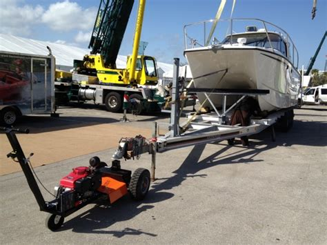 tow boat us towing plans trailer tug super duty sd gas