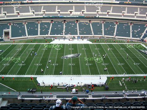 Lincoln Financial Field Section 201 Seat Views Seatgeek