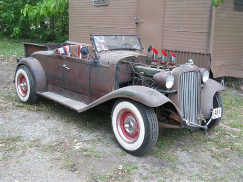 1931 chrysler roadster 1931 chrysler roadster ratrod project rod classic