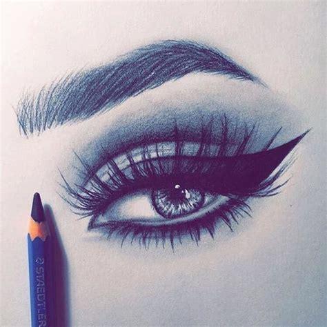Drawing Eyelashes by Best 25 Eyelashes Drawing Ideas On Eyelashes