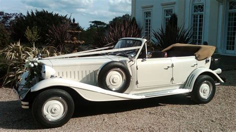 Wedding Car Plymouth by Beauford Convertible Wedding Car For Hire In Plymouth