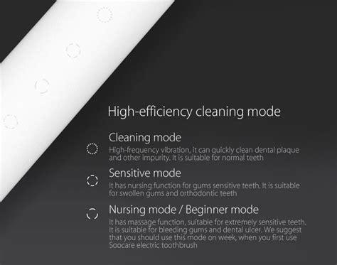 Harga Sikat Gigi Elektrik by Xiaomi Soocare X3 Sonic Sikat Gigi Elektrik White