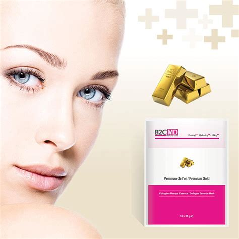 Gold Collagen Mask gold collagen mask professional care products