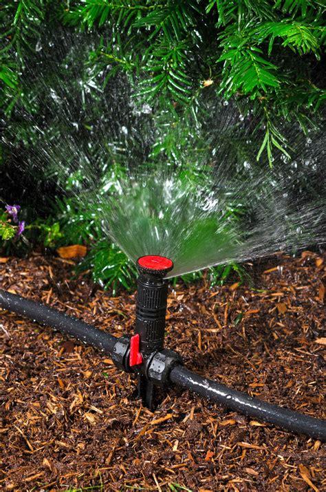 landscape sprinkler system above ground irrigation systems for landscaping diy