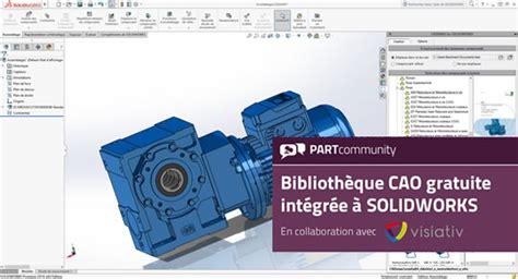 cadenas partsolutions solidworks nouveau plugin biblioth 232 que cao pour solidworks