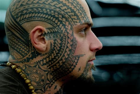 tattoo convention germany completely covered shocking face tattoos pictures