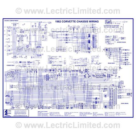 1982 corvette wiring diagram 28 wiring diagram images