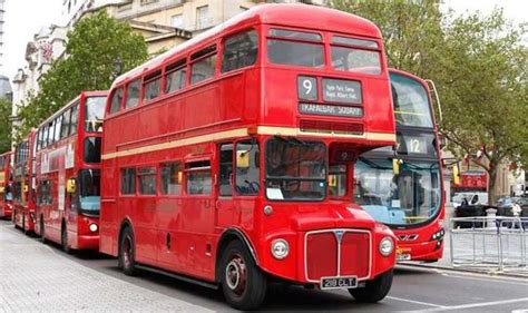 Iconic London Routemaster buses step closer to being axed by Transport for London   UK   News