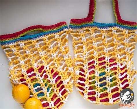 crochet market bag pattern red heart mesh market bag crochet pattern red heart yarn yarn