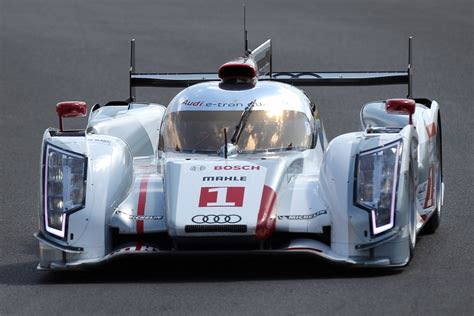 AudiBoost Audi takes pole and first row for 2012 24 Hours of Le Mans, can anyone stop them