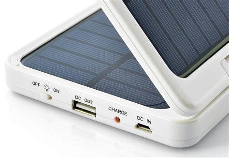 Lu Cing Solar Powerbank solar power bank