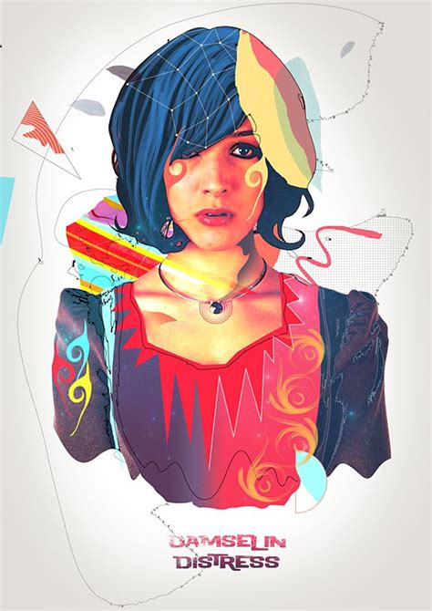 tutorial vector art photoshop cs6 create a colorful retro poster in photoshop and