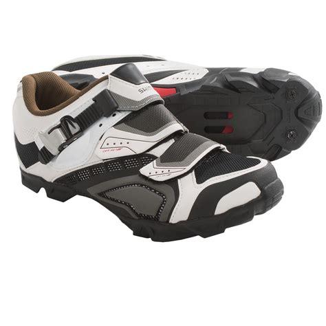 shimano shoes mountain bike shimano sh m162 mountain bike shoes for 7162t save 55