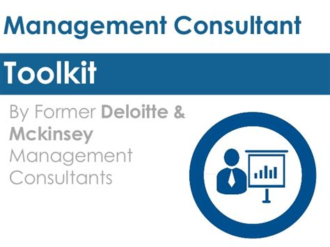 Mba Independent Consulting Course Exle by Management Consultant Toolkit In Powerpoint And Excel