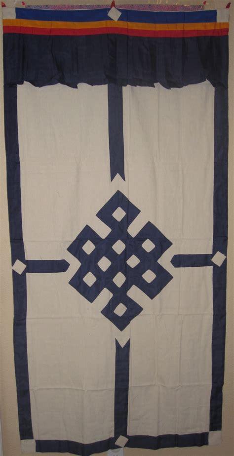 Tibetan Door Curtain 05