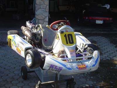 Mba Go Kart Chassis by Mba Kls 80cc Shifter Shifter Karts Classifieds