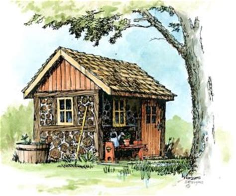 cordwood home plans cordwood shed b4ubuild