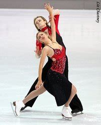 christina dancing on ice hairstyle christina chitwood mark hanretty ice dance photos