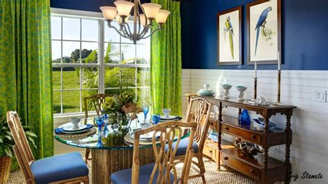blue and green home decor green blue interior design an unusual but stunning