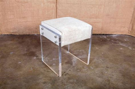 Acrylic Vanity Chair by Acrylic Lucite Vanity Stool Home Design Matchmaker For