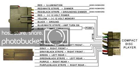 stereo wiring diagram   ford ranger ranger ford