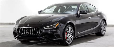 maserati q4 msrp new 2018 maserati ghibli s q4 gransport 4dr car in salt