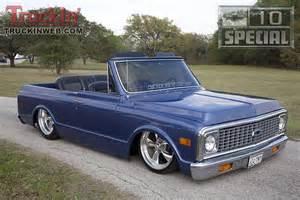 1972 chevy k5 blazer vroom with a view truckin magazine