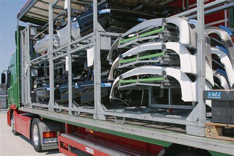 Auto Spedition by Werner Spedition Automotive Logistik