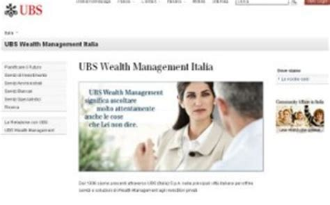 Ubs Banca by Ubs Archivi Banche A Roma