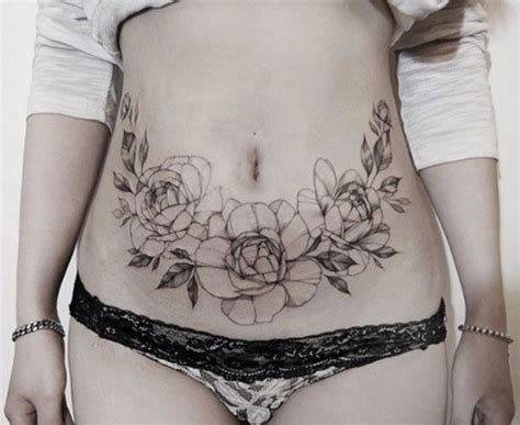 90 stomach tattoos for enthusiasts that have guts