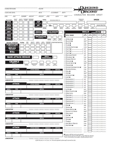 Dungeon Dragons Adventure System Large Villain Card Template by Best 25 Dnd Character Sheet Ideas On Creative