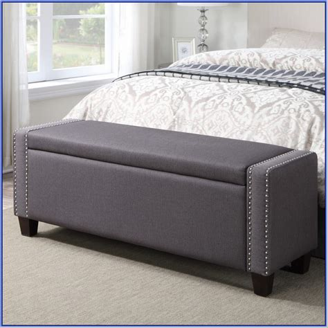 bench for foot of bed bench at foot of bed called home design ideas