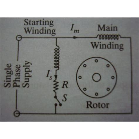 split phase motor wiring learn how single phase motors