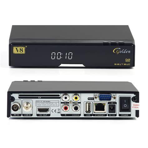 Sale Freesat V8 Golden eurostar digital satellite receiver freesat v8 golden dvb