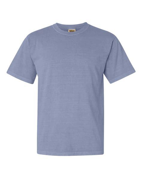 comfort colors custom shirts comfort colors pigment dyed short sleeve shirt 1717 ebay
