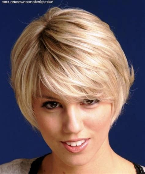 haircuts for thick hair women s short hairstyles for older women with thick hair