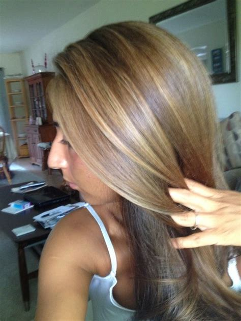 7g hair color highlights 7g and 9v redken glazes by me and on me