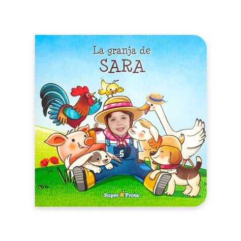 libro cuentos para preparar la libros de cuento personalizados con foto un regalo original