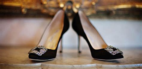 Manolo Blahnik Shoes for Weddings