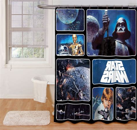 star wars curtains next curtain interesting star wars shower curtain star wars