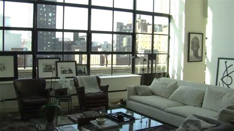 home automation exle of a new york loft apartment