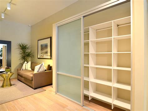 Sliding Frosted Glass Closet Doors Sliding Frosted Glass Closet Doors Modern New York By Executive Sliders Dividers More