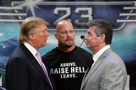 trumpmania vince mcmahon and the of america s 45th president books this is how vince mcmahon convinced donald to take a