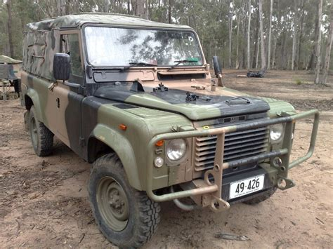 military land rover 110 perentie 110 walkaround remlr
