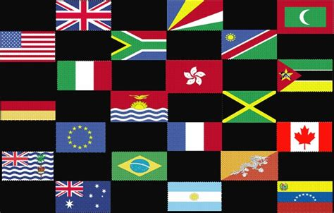 flags of the world zip sa maps and flags