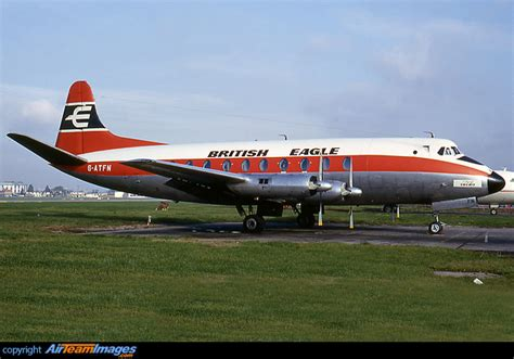 vickers  viscount  atfn aircraft pictures