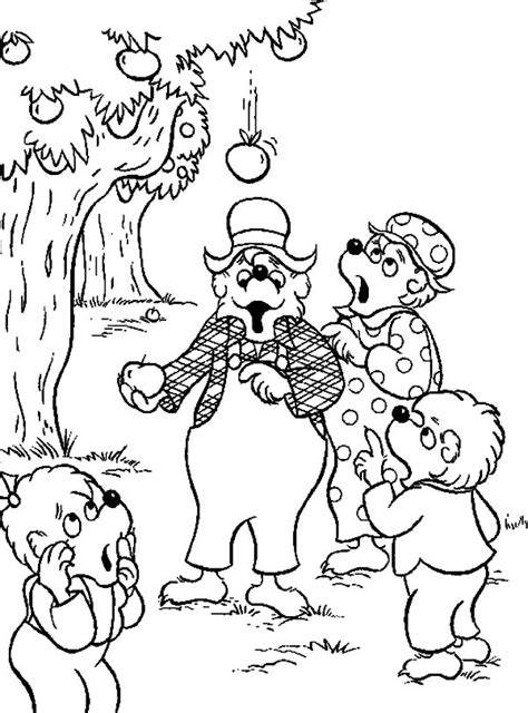 sister bear coloring page 67 berenstain bear coloring page the sister bear