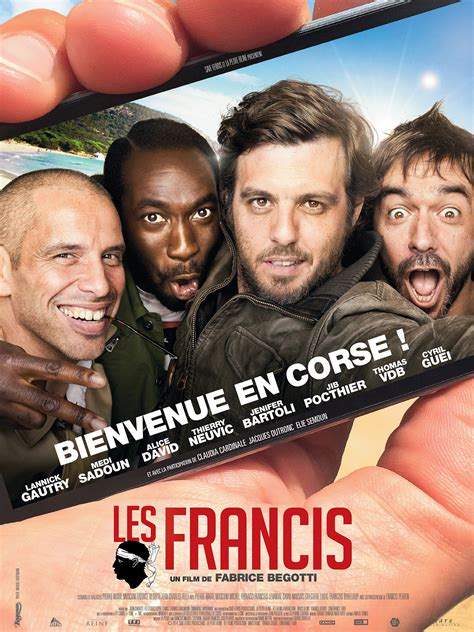 film comedie francaise streaming les francis film 2014 allocin 233