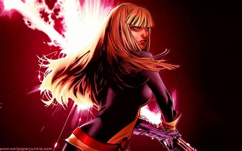 wallpaper girl marvel marvel comics images magick hd wallpaper and background